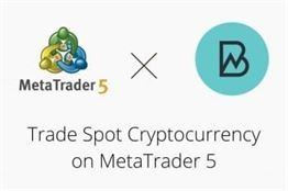 MetaTrader 5 (MT5) to Incorporate Spot Crypto Trading from Beaxy