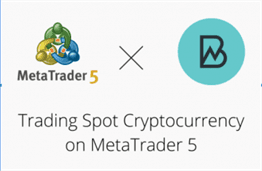 MT5 Integrates Beaxy Exchange to Provide Spot Crypto Trading