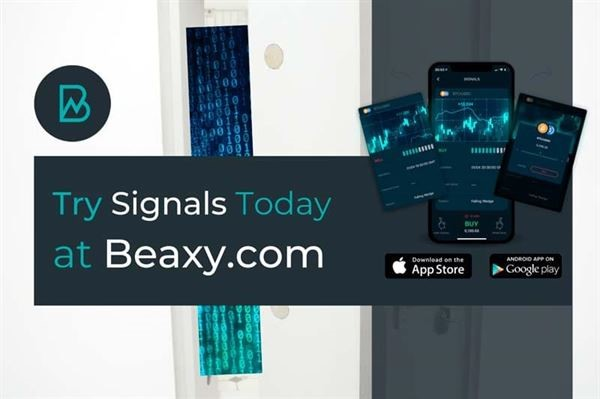 Success with Signals by Beaxy Exchange